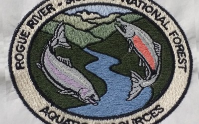 Patches & custom embroidery & embroidering in Medford & Grants Pass, Oregon